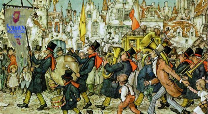 Schagens Harmonie viert 150-jarig bestaan