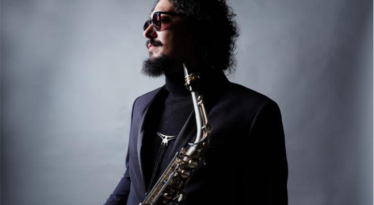 Italiaanse jazzsaxofonist Luigi Grasso komt naar Amsterdam
