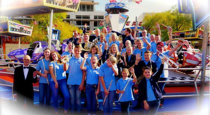Concert door jeugdharmonie Sint Caecilia Echt