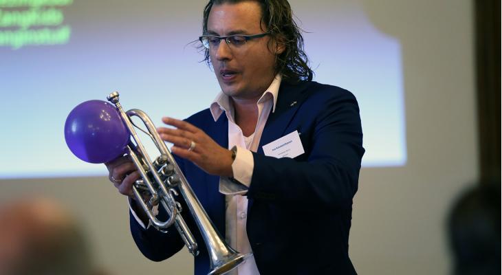 Play-in bij Zeeuwse Muziekbond