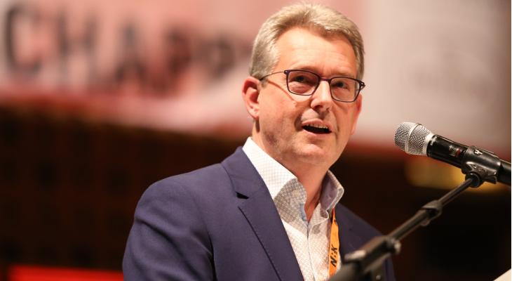 NBK-voorzitter: 'EK is voor ons geen level playing field meer'