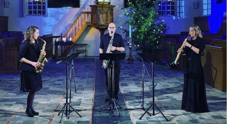 Apollo De Wijk met Kerstfeest aan de Reest op RTV Drenthe