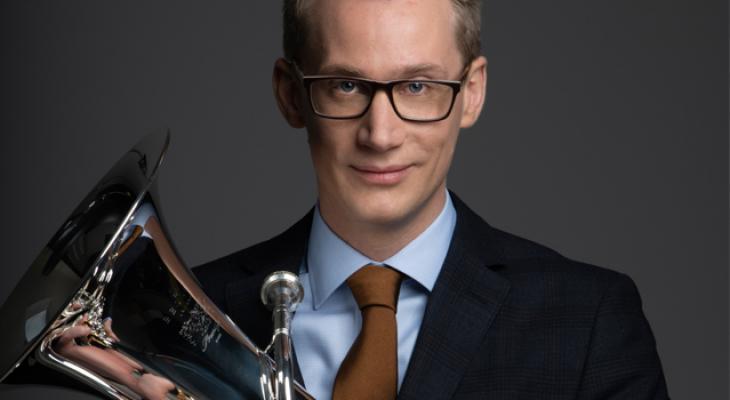 Masterclass euphonium met Robbert Vos