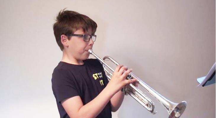 Tienjarige Belg wint onlinewedstrijd KNMO Klankwijzer