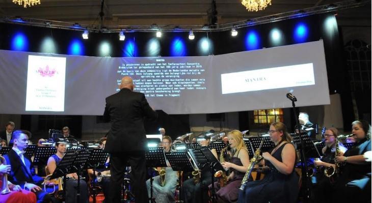 Jubileumconcert fanfare Concordia Middelstum gaat online
