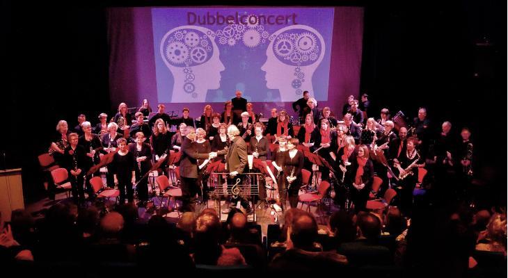 Orkest uit Sassenheim en Diemer boeien publiek
