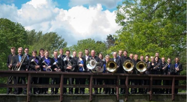 Voorjaarsconcert door Martini Brassband
