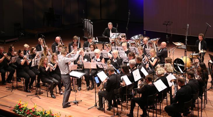 VLAMO richt compositiewedstrijd op fanfare