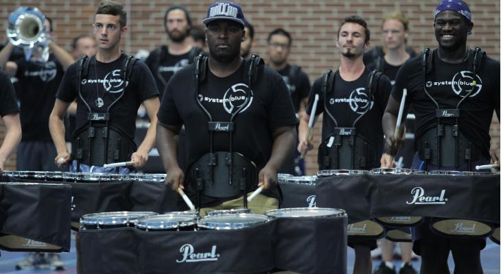 Plan om Blue Devils naar eerste NK Drumbattle te halen