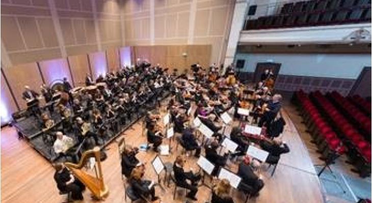 Speel Strauss mee met het Gelders HRFSTWND Orkest