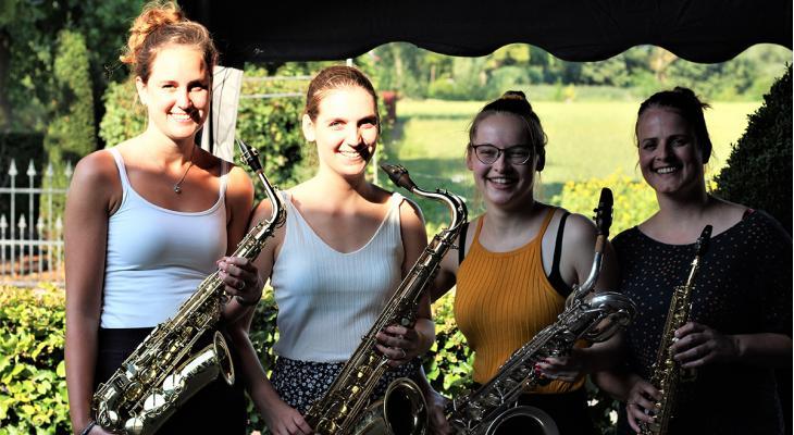'Spelen als ensemble komt orkest ten goede'
