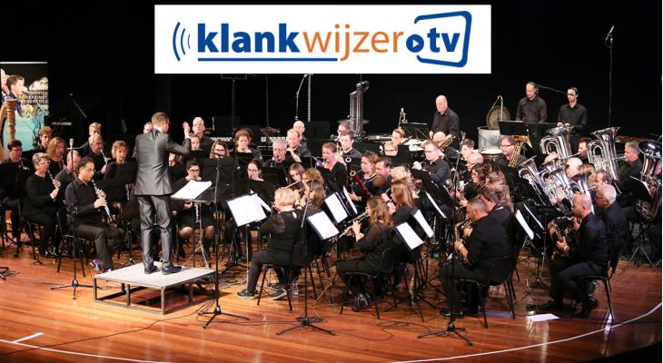 Live-stream LBM-concours met muziek van Swiggers, Sparke, Reed, Cesarini, Wilby e.a.
