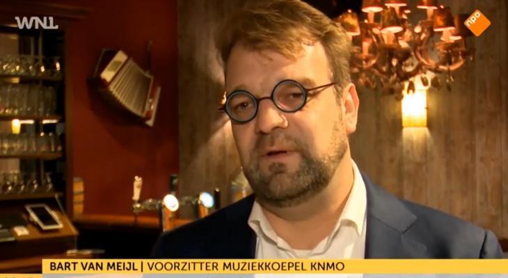 KNMO-voorzitter Van Meijl: 'Het is niet alleen een kwestie van geld'
